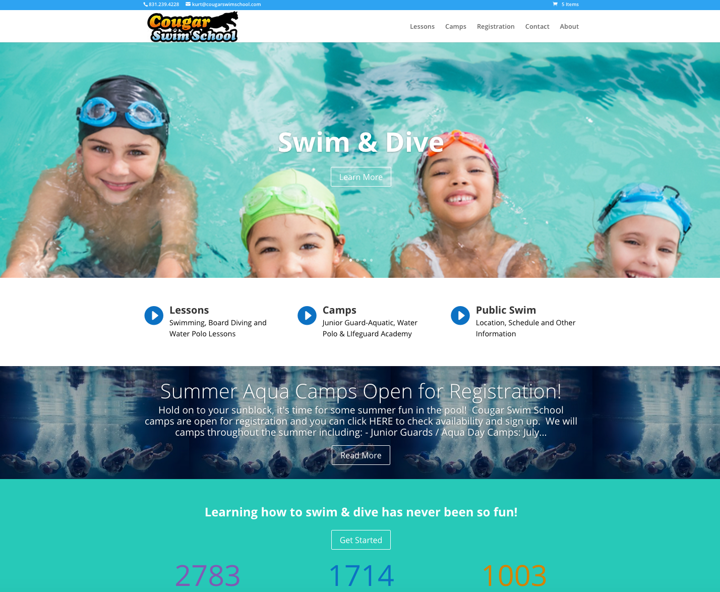 Cougar Swim School